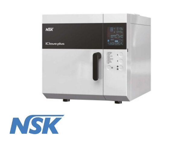 NEW NSK iClave + Autoclave Class B