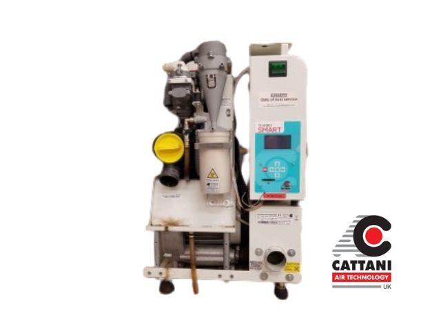 Cattani Turbo-Smart suction pump