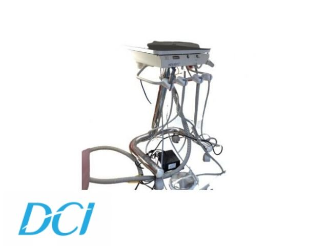 DCI Mobile Delivery Cart