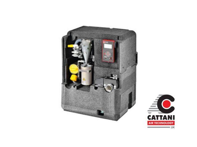 Reconditioned Cattani Turbosmart cube