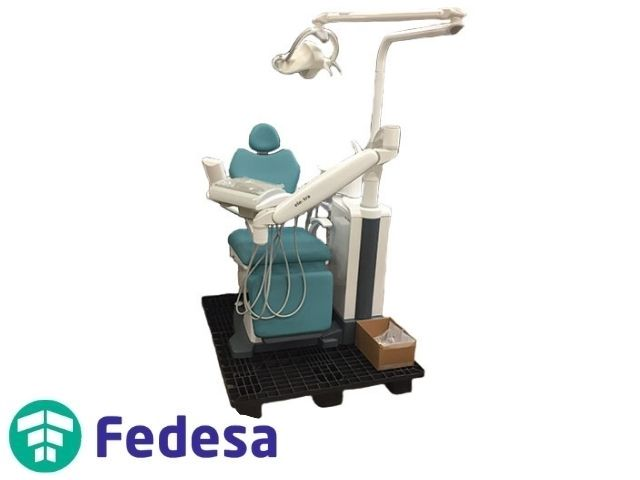 Fedesa Electra Ambi Eco knee-break package with unit mounted light