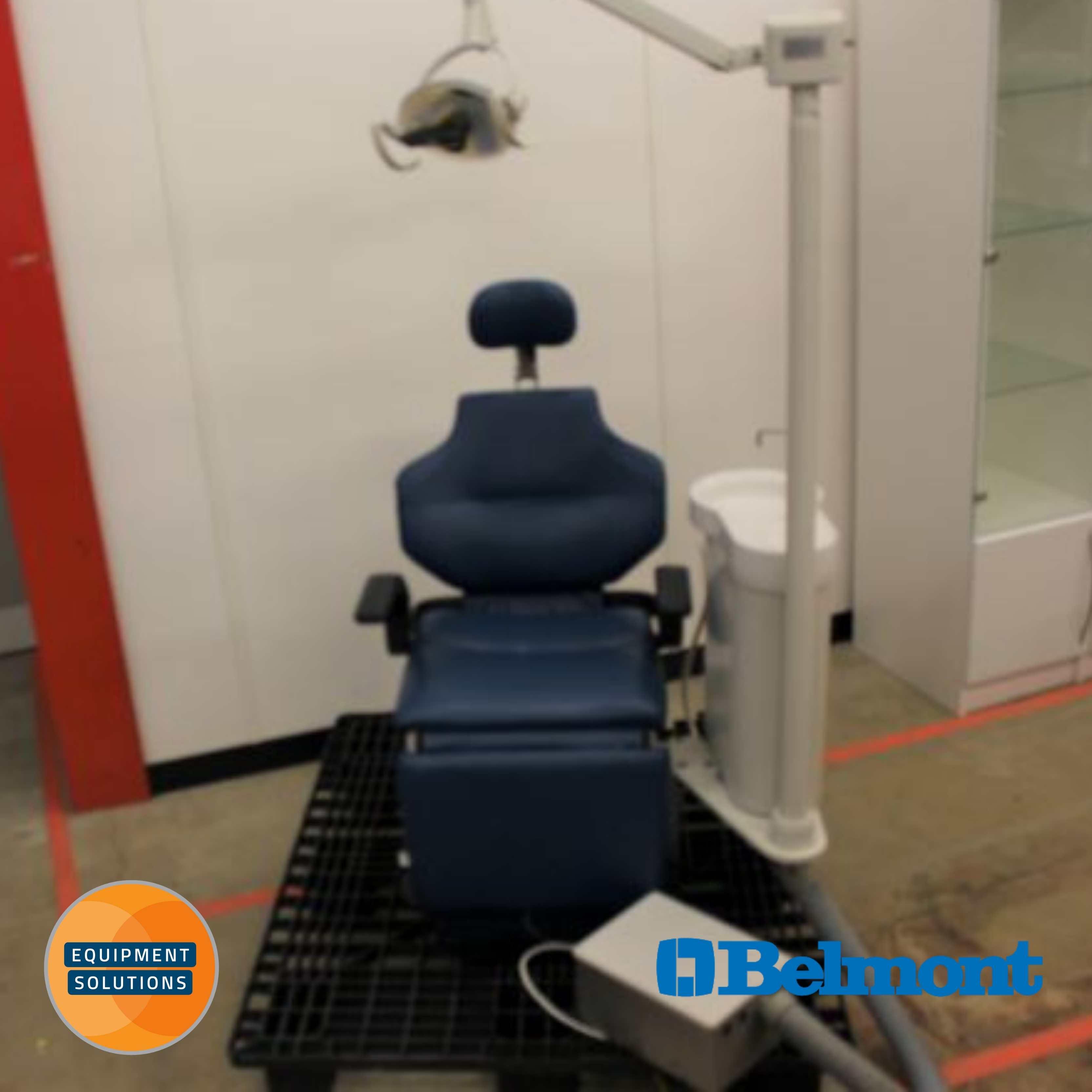 Belmont Kneebreak Used Dental Chair