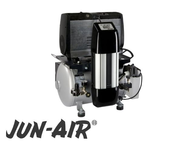 NEW Jun-Air OF1202-40BQ3 oil free compressor – 2-3 surgery